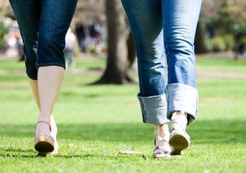 Camminare per alleviare la sciatica