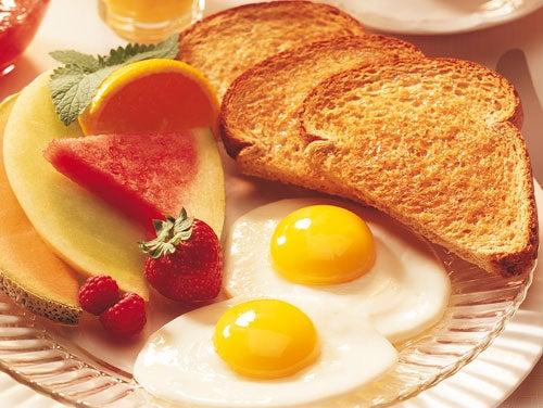 Una buona colazione tutti i giorni allunga la vita
