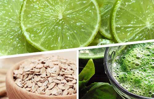 Dimagrire con tre alimenti: limone, avena e spirulina