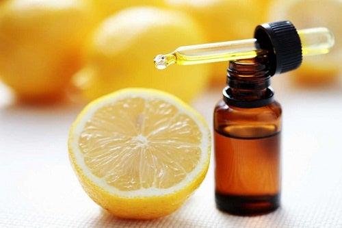 perdere peso con limone e olio doliva