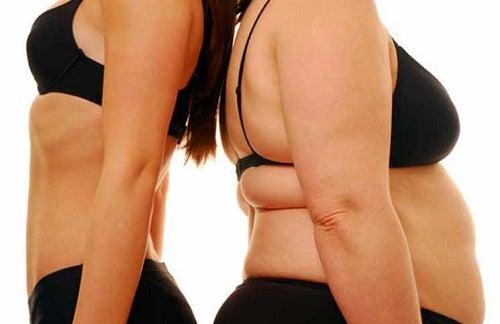 le routine per le donne in palestra perdono peso