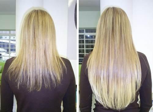 Farsi crescere i capelli lunghi
