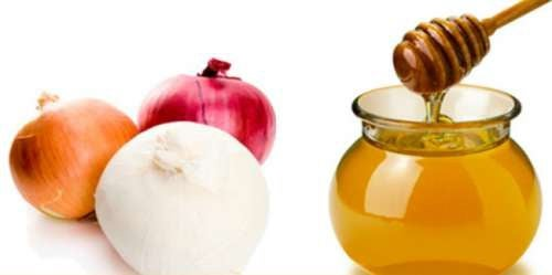 Cipolla e miele per dare volume ai capelli
