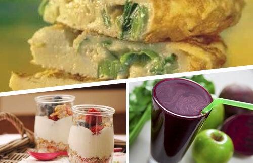3 colazioni per rafforzare le difese immunitarie
