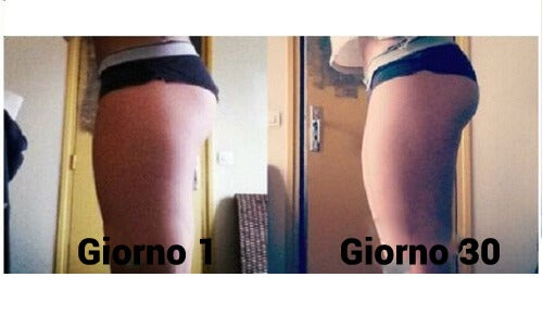 perdere peso gambe