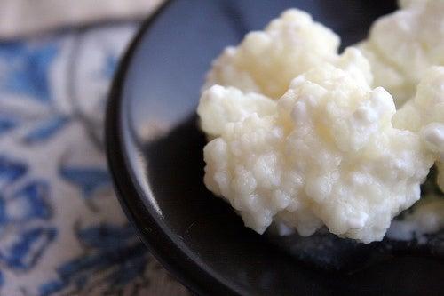 Kefir e alimenti fermentati