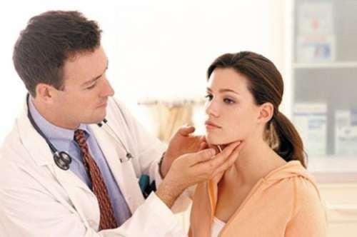 Infiammazione dei linfonodi