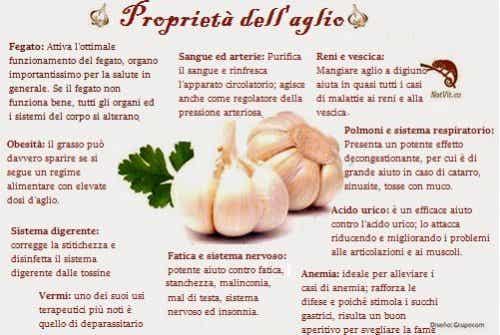 7 usi e benefici dell'aglio crudo per la salute