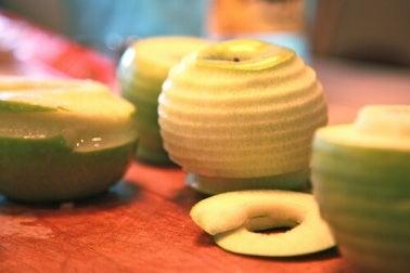 buccia mela-torbakhopper