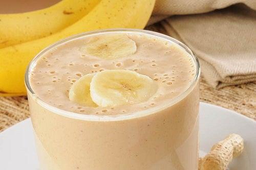 frullato banana