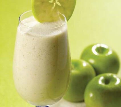 frullato mela verde