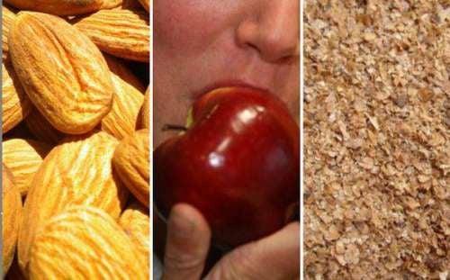Fibra per combattere l'infiammazione dello stomaco