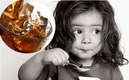 10 tossine dannose per i nostri bambini