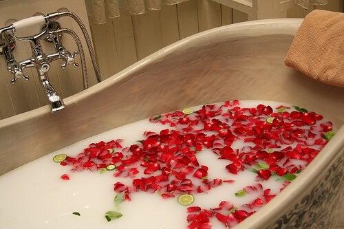 bagno disintossicante