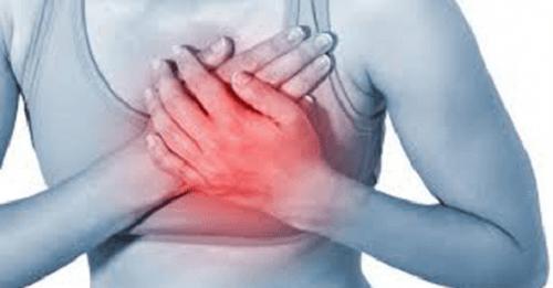 """""""Sindrome del cuore spezzato"""": frequente nelle donne"""