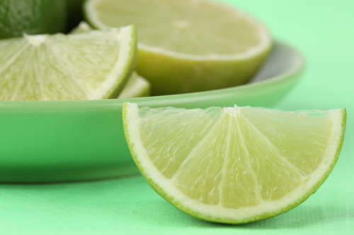 Limone a fette