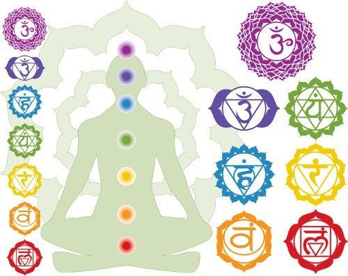 Come curare i 7 chakra