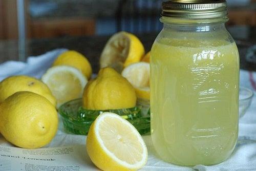 Limone per i cheloidi