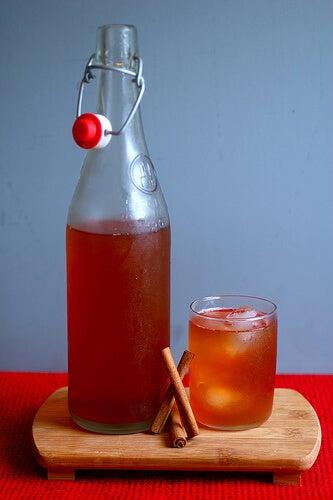 Bevanda a base di cannella per ridurre la voglia di dolci