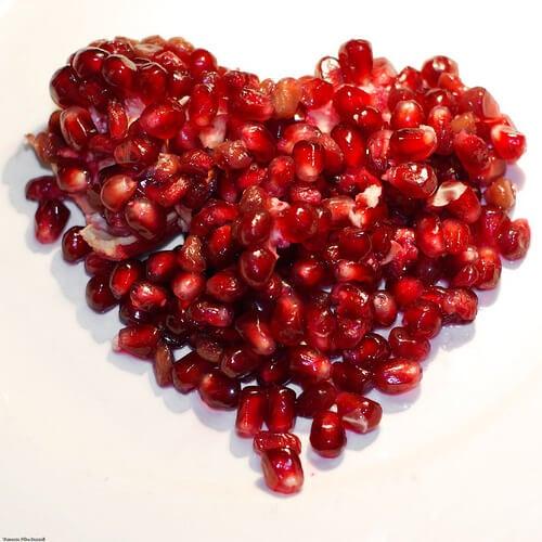 cuore di melograno
