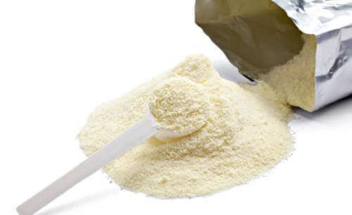 latte in polvere per attenuare il melasma