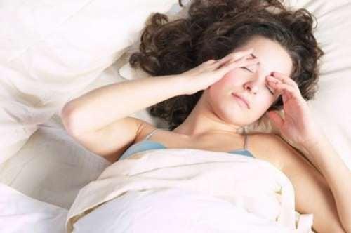 Dormire male
