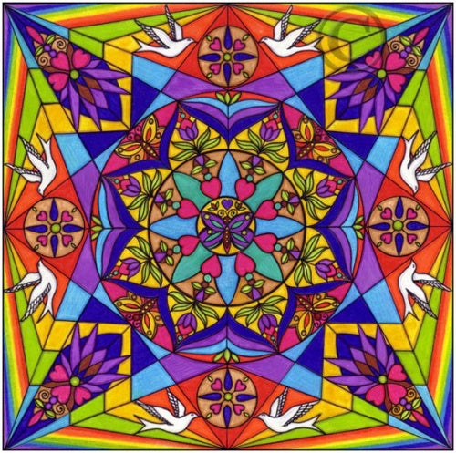 I mandala colorati