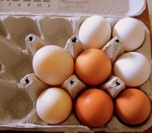il tuorlo dell'uovo può essere impiegato per lavare i capelli