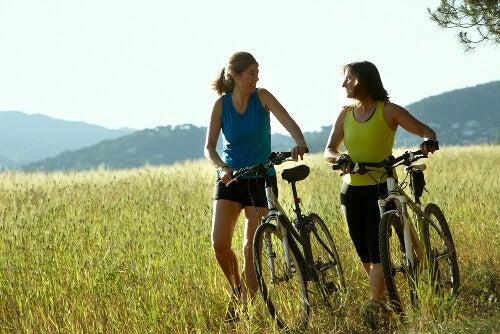 Attività fisica per eliminare sale e grassi