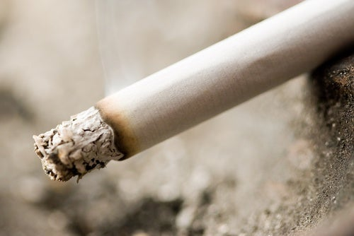le sigarette possono impedirci di dormire bene