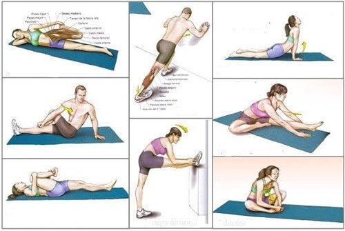 Esercizi di allungamento: eccone 9 per stare in forma