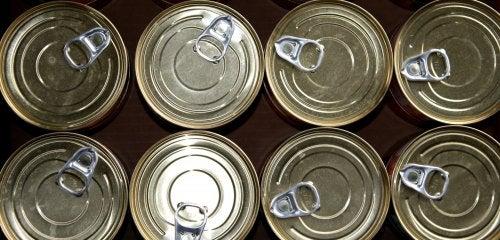 Alimenti cancerogeni, cibo in scatola