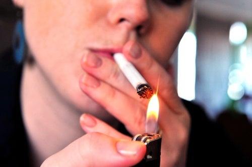 Persona che fuma