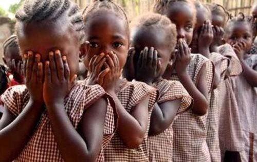 Infibulazione alle bambine ora proibita in Nigeria
