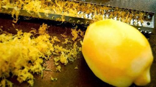 Scorza di limone e i suoi benefici