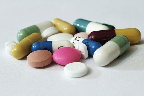 Pillole e medicinali
