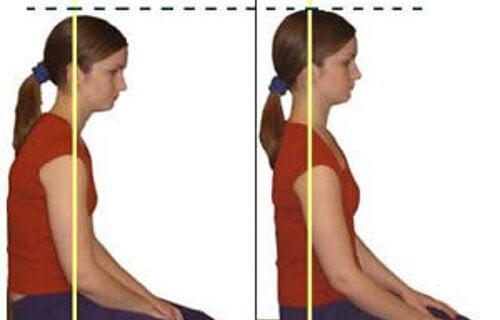 8 consigli per avere una postura migliore