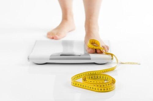 Aumento o perdita di peso