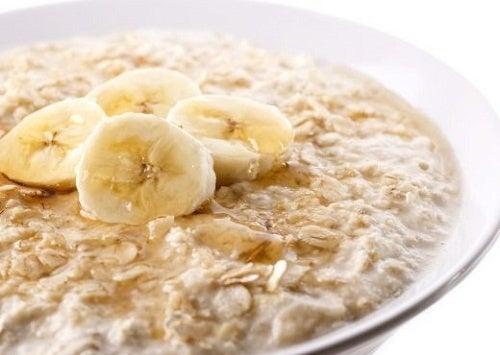 Avena-colazione