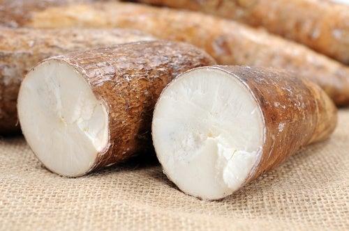 Combattere l'artrite con la tapioca