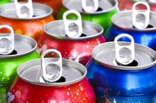 Consumo di bevande gassate