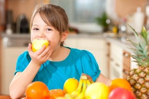Quando mangiare frutta