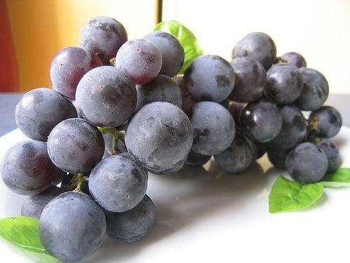 L'uva: un rimedio naturale per la salute dei reni