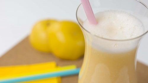 Succo di melone e pompelo per perdere peso