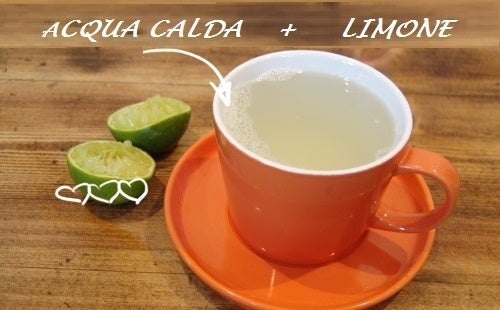 Bere acqua e limone a digiuno: 8 benefici