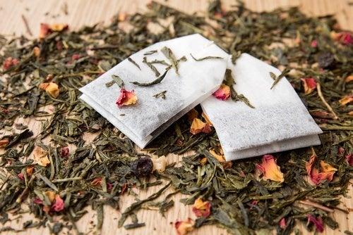 11 modi per riciclare le bustine del t vivere pi sani - Cattivi odori in casa ...
