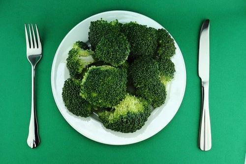 la preparazione ideale per i broccoli è la cottura al vapore