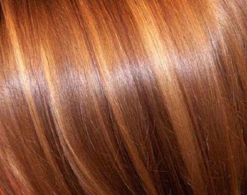 Consigli per capelli lucenti