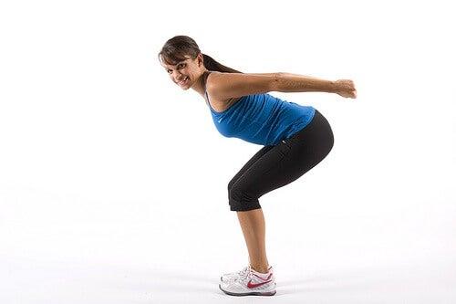 esercizi per trattare l'osteoporosi