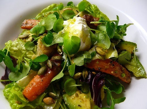 L'insalata è un pasto completo ed equilibrato?